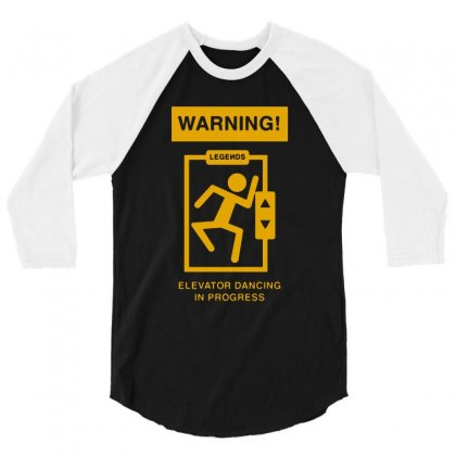Norris Nuts Merch Adult Warning 3/4 Sleeve Shirt Designed By Rodgergise