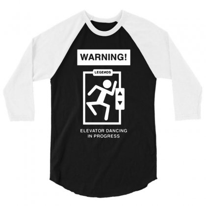 Norris Nuts Merch Adult Warning   White Style 3/4 Sleeve Shirt Designed By Rodgergise