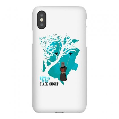 Return Of The Black Knight Iphonex Case Designed By Milaart