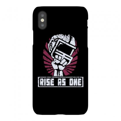 Rise As One Iphonex Case Designed By Milaart