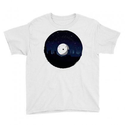 Roadtrip Soundtrack Youth Tee Designed By Milaart