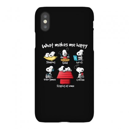 Happy Iphonex Case Designed By Disgus_thing