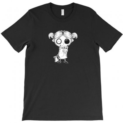 Horror T-shirt Designed By Disgus_thing