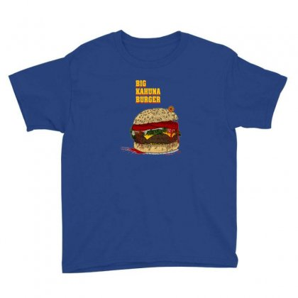 Big Kahuna Burger Youth Tee Designed By Andisoraya