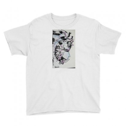 Flying Birds Youth Tee Designed By Snehbhasin