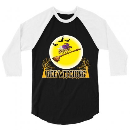 Beewitching 3/4 Sleeve Shirt Designed By Wizarts