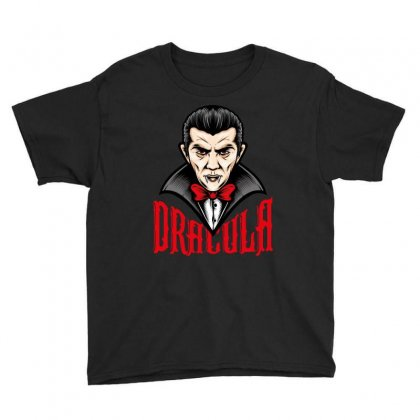 Dracula Youth Tee Designed By Wizarts