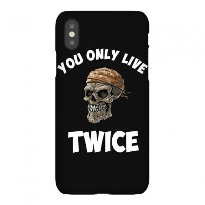 You Only Live Twice Iphonex Case Designed By Wizarts