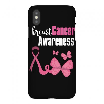 Breast Cancer Awareness Iphonex Case Designed By Wizarts