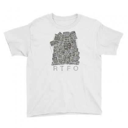 Rtfo Youth Tee Designed By Milaart