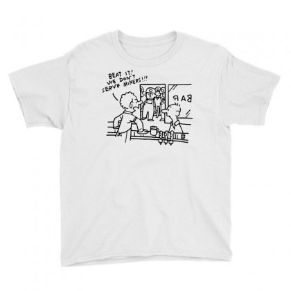Rules Are Rules Youth Tee Designed By Milaart