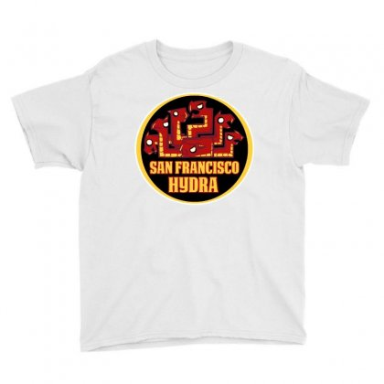 San Francisco Hydra Youth Tee Designed By Milaart