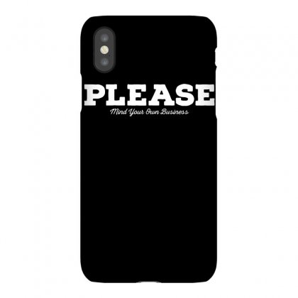 The P Word Iphonex Case Designed By Milaart