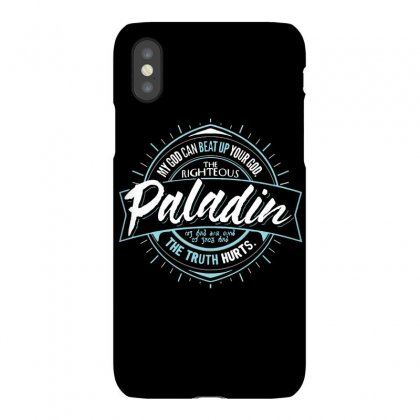 The Paladin Iphonex Case Designed By Milaart