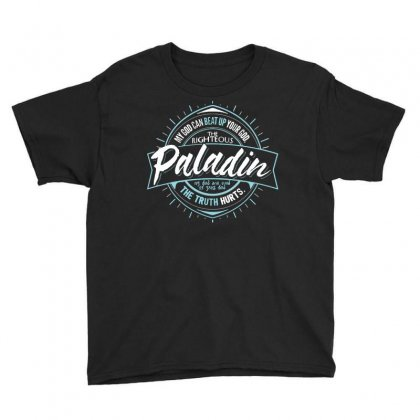 The Paladin Youth Tee Designed By Milaart