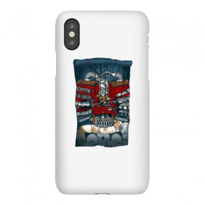 The People Suit Iphonex Case Designed By Milaart