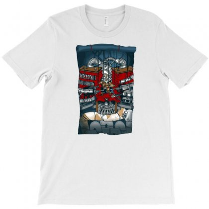 The People Suit T-shirt Designed By Milaart