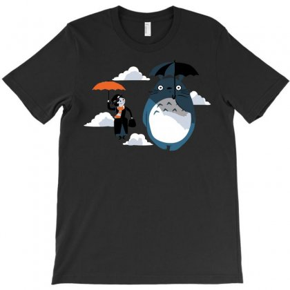 The Perfect Neighbor T-shirt Designed By Milaart
