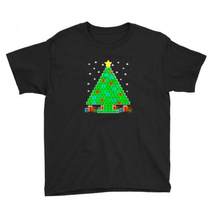 Christmas Tree Periodic Table Ugly Christmas Chemistry Youth Tee Designed By Sr88
