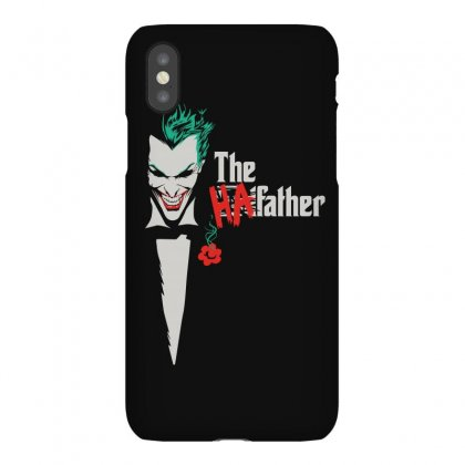 Joker The Ha Father Iphonex Case Designed By Omer Acar
