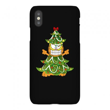 Christmas Garfield Iphonex Case Designed By Hasret