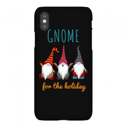 Gnome For The Holiday Colorful Iphonex Case Designed By Hasret