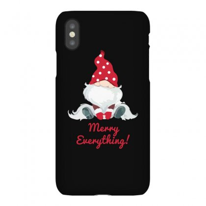 Merry Everything Iphonex Case Designed By Hasret
