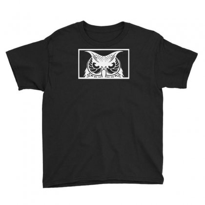 Spirit Owl Funny Youth Tee Designed By Erryshop