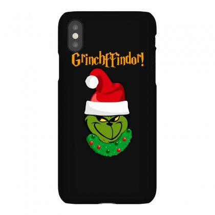 Grinchffindor Iphonex Case Designed By Hasret