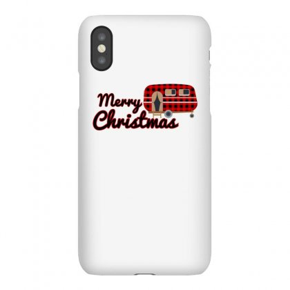 Merry Christmas Caravan For Light Iphonex Case Designed By Hasret