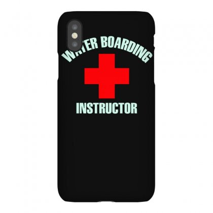 Water Boarding Instructor Iphonex Case Designed By Erryshop