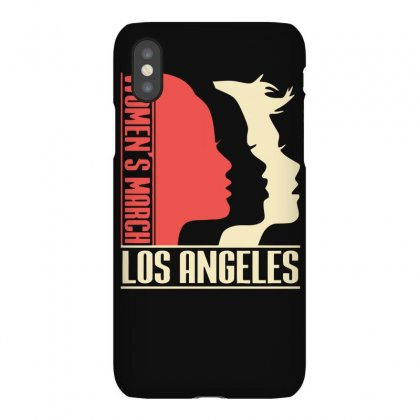 Womens March On Los Angeles Iphonex Case Designed By Erryshop