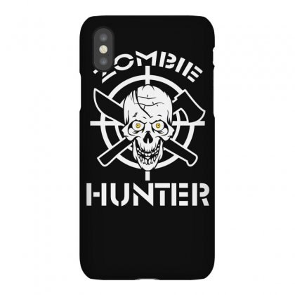 Zombie Hunter Iphonex Case Designed By Erryshop