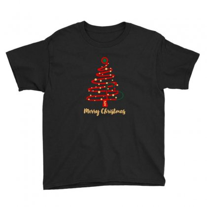 Merry Christmas Nurse Funny Nursing Youth Tee Designed By Sr88