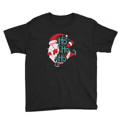 Santa Claus Youth Tee Designed By Gurkan
