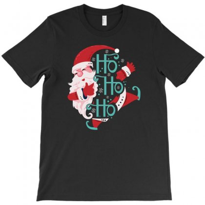 Santa Claus T-shirt Designed By Gurkan