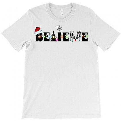 Believe For Light T-shirt Designed By Gurkan