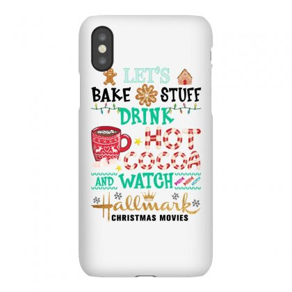 Christmas Bake Stuff For Light Iphonex Case Designed By Gurkan
