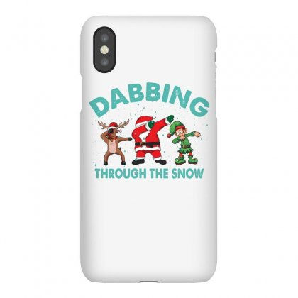Dabbing Through The Snow For Light Iphonex Case Designed By Gurkan