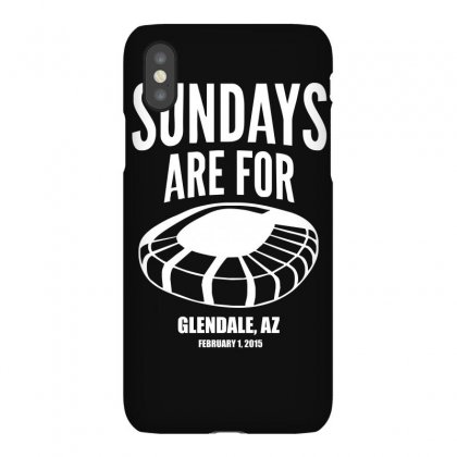 Sundays Are For Football Foot Ball Iphonex Case Designed By Lyly
