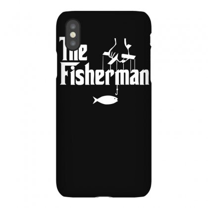 The Fisherman Iphonex Case Designed By Lyly