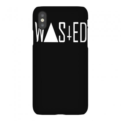 Wasted Iphonex Case Designed By Lyly