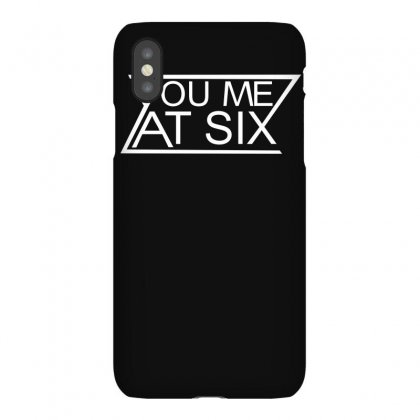 You Me At Six Iphonex Case Designed By Lyly