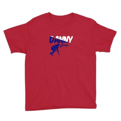 Danny Dimes New York Youth Tee Designed By Doniemichael