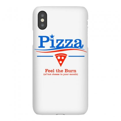 The Pizza Party Iphonex Case Designed By Dameart