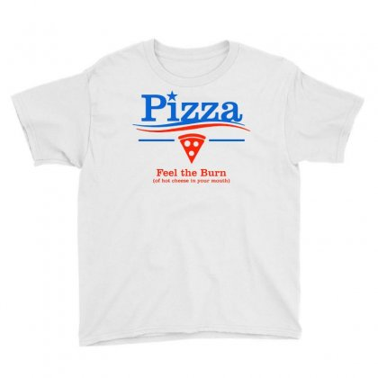 The Pizza Party Youth Tee Designed By Dameart
