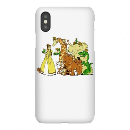 The Princess And The Menagerie Iphonex Case Designed By Dameart
