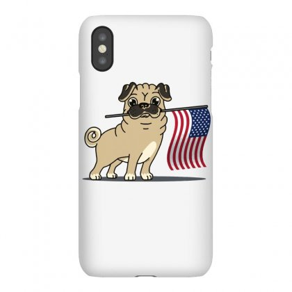 The Pugriot Iphonex Case Designed By Dameart