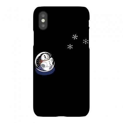 The Snowflakes Are Whiter On The Other Side Iphonex Case Designed By Dameart