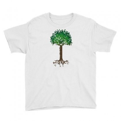 The Start Of Spring Youth Tee Designed By Dameart
